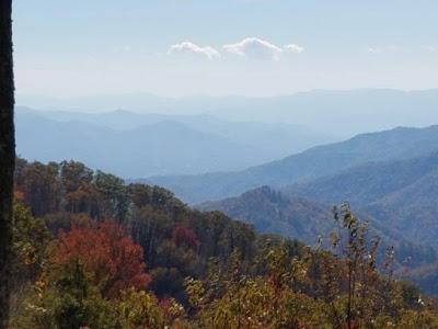 smoky mountains scenic overlook