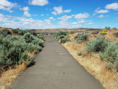 Rest Area Quincy WA I-90