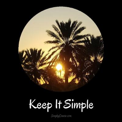 Keep It Simple - Van Life