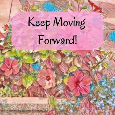 Keep Moving Forward - No Matter What