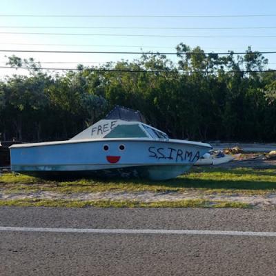 The SS Irma