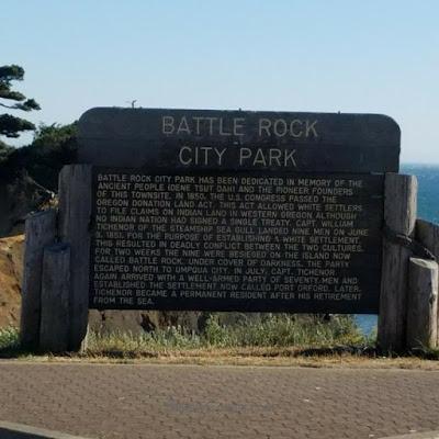 battle rock city park port orford or