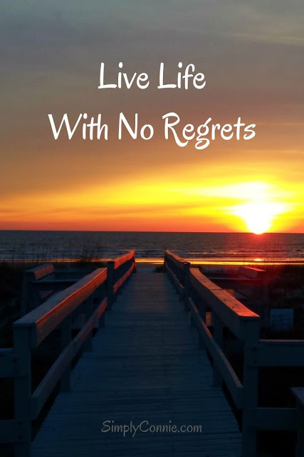 Life Life With No Regrets