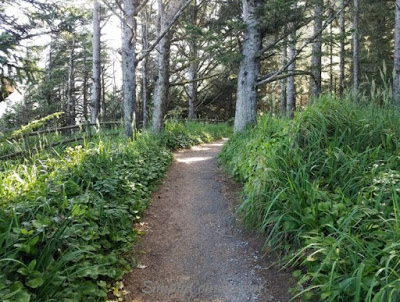 scenic trail oregon