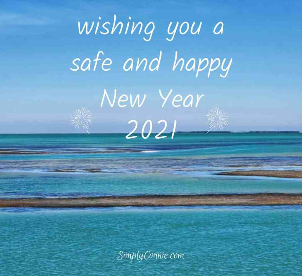 Happy New Year 2021 - Simply Connie