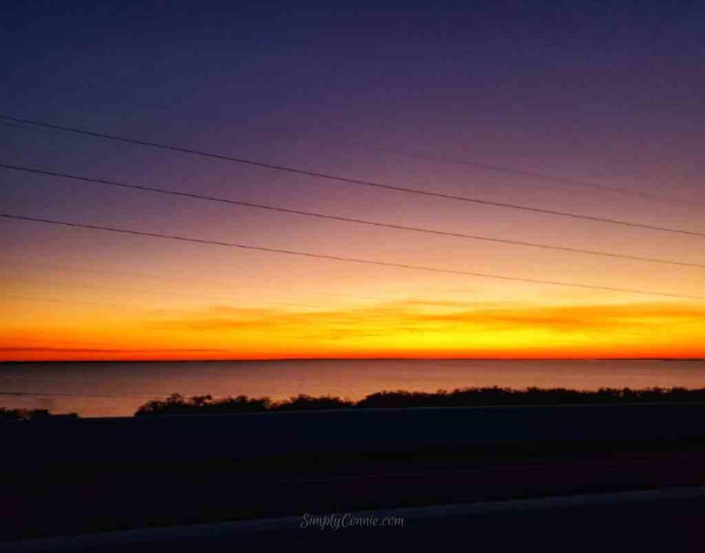 Key Largo Sunset - Florida Keys