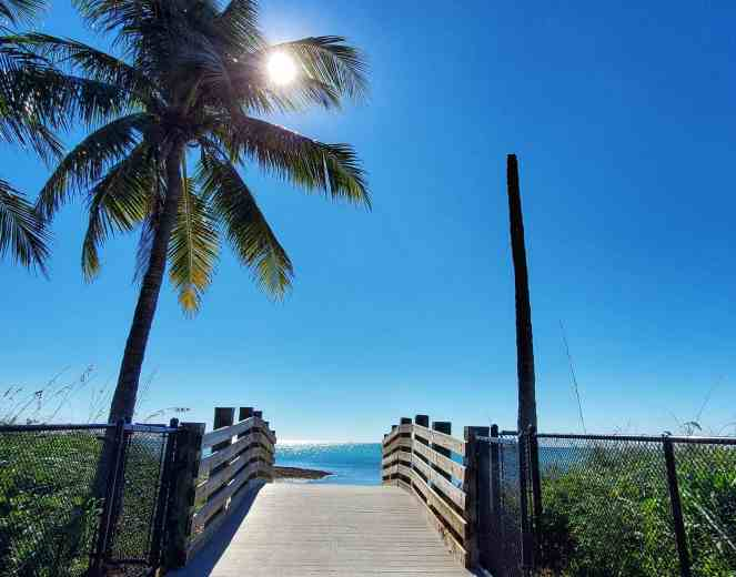 Sombrero Beach in Marathon FL - Florida Keys