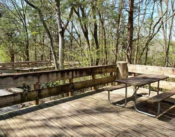 Edgar Evins State Park TN